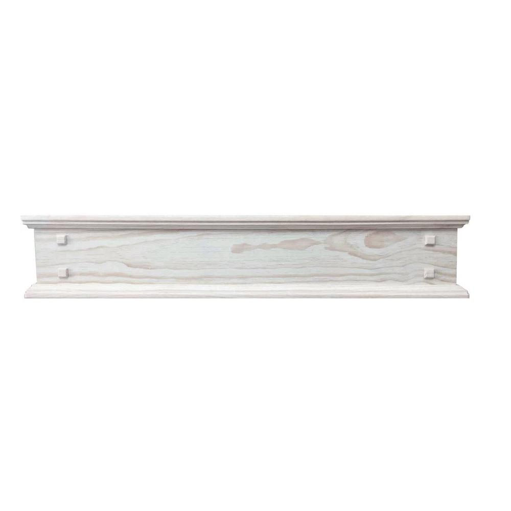 fireplace mantel cap fireplace mantels fireplaces the home depot