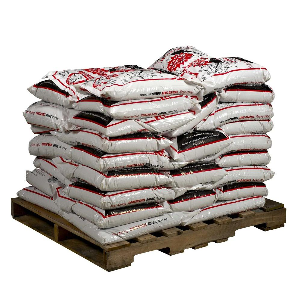 50 lb. Granular Ice Melt Bags (Count of 810)
