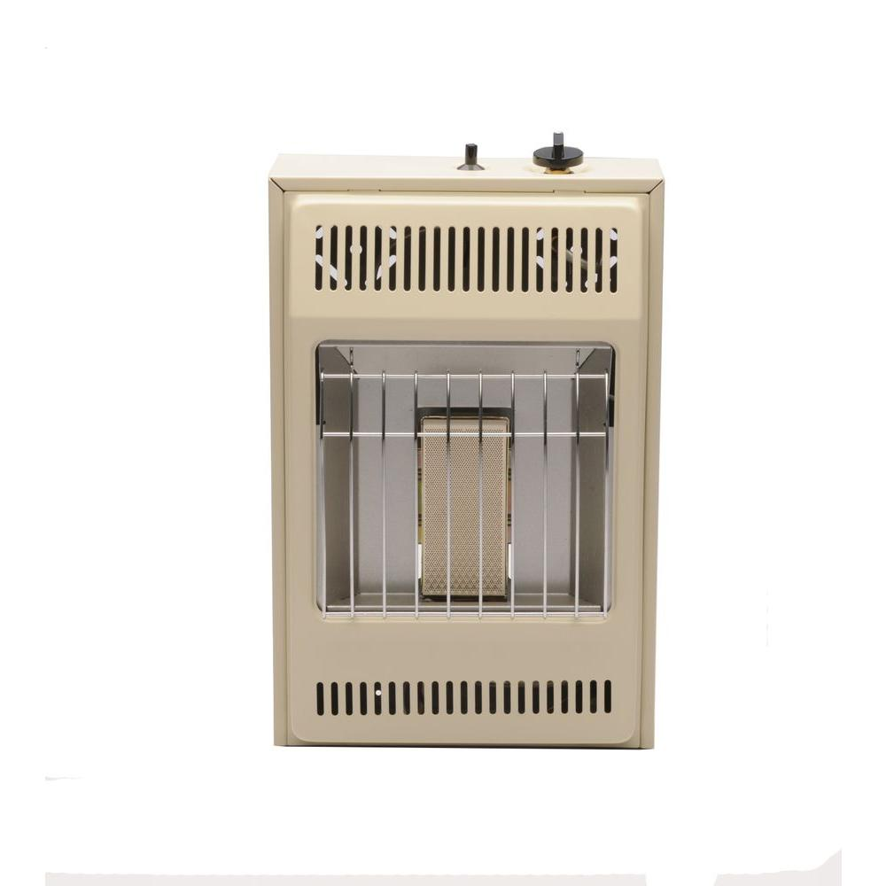 Williams 13-5/8 in. x 21-3/16 in. 5,000 BTU Infrared Vent-Free Natural Gas Wall Heater