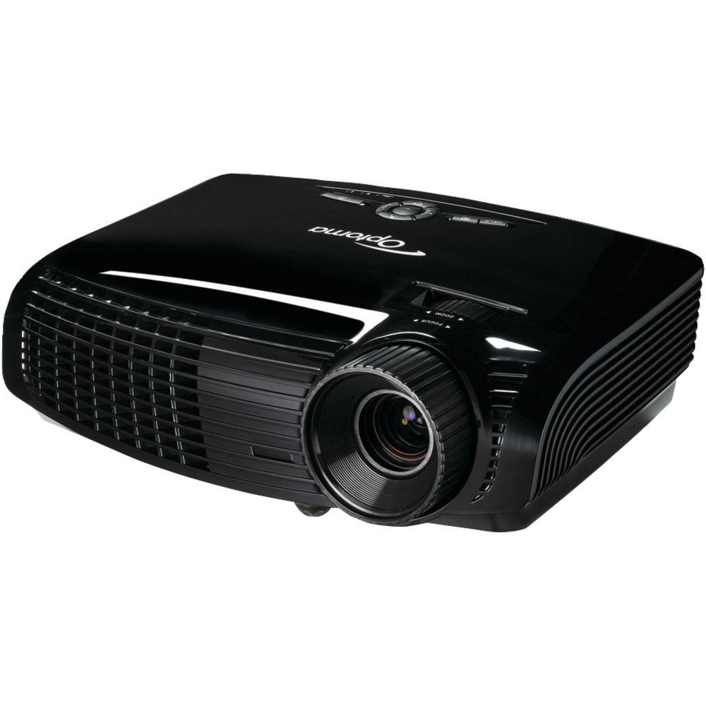 Optoma 1920 x 1080 HD DLP 3D-Compatible Portable Projector with 3500 Lumens