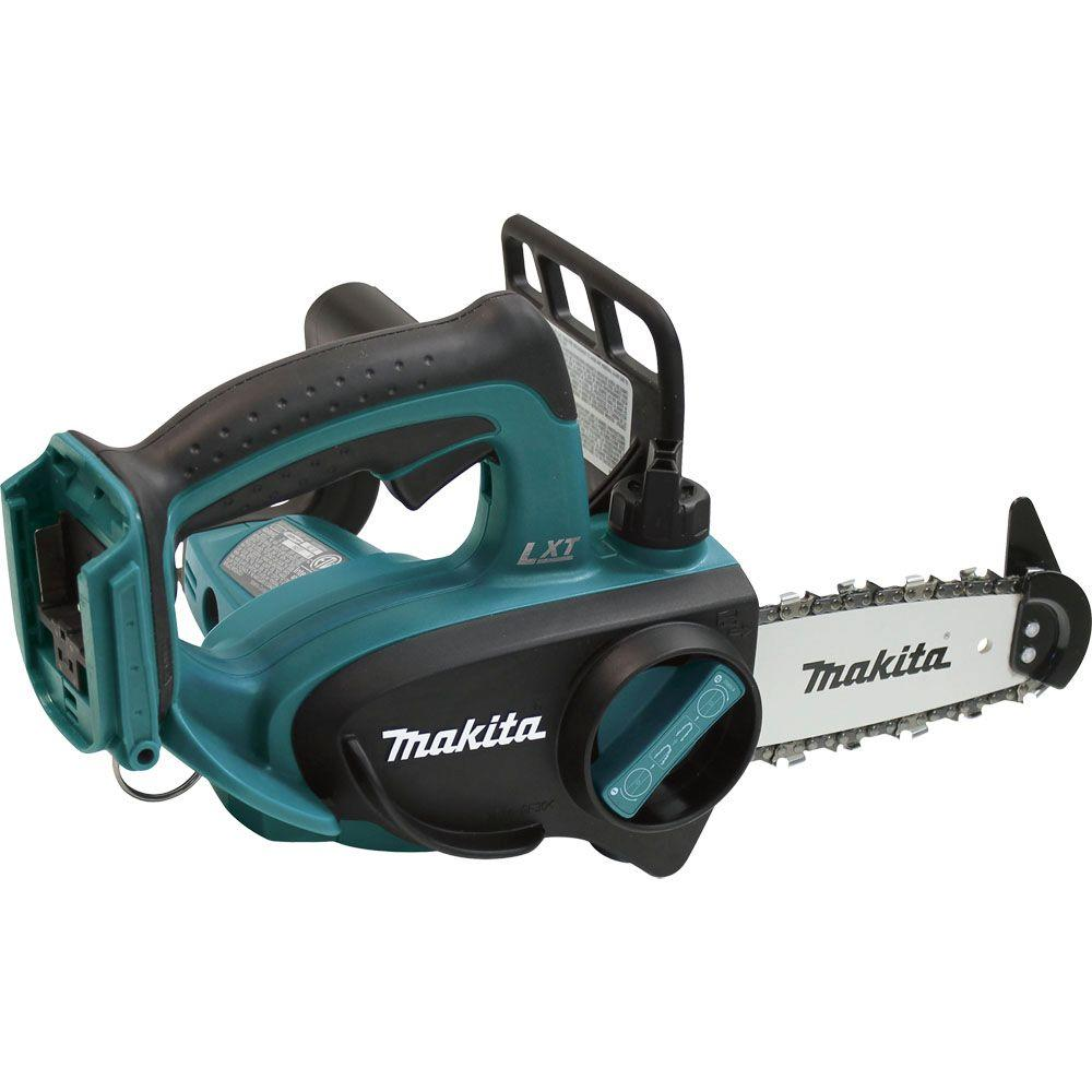 Makita 4-1/2 in. 18 Volt LXT Lithium-Ion Cordless Chainsaw - Tool Only