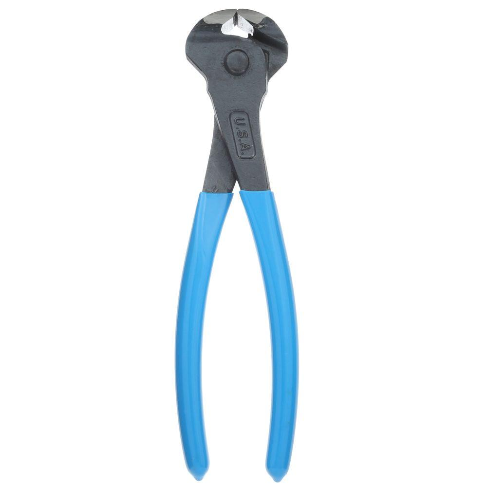Channellock 7-1/2 in. Cross Cutting Pliers with End Cutter