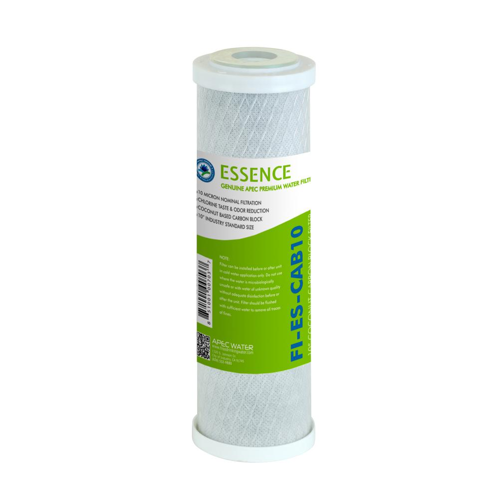 Essence 10 in. Carbon Replacement Filter