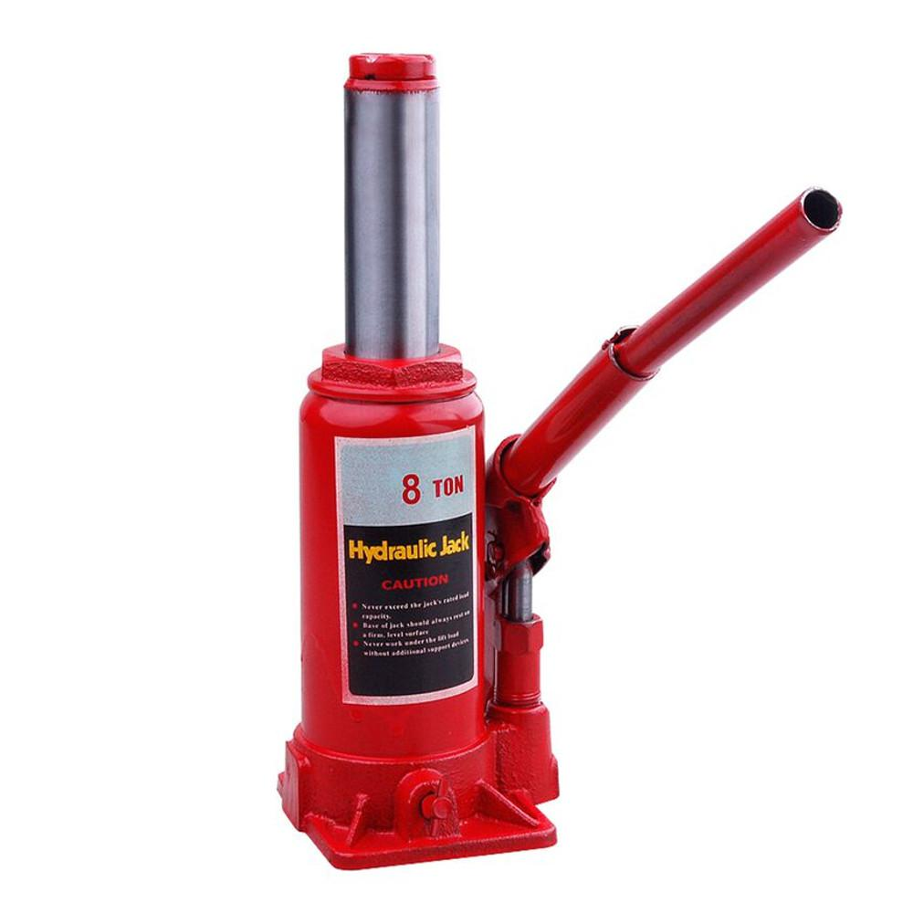 SPEEDWAY 8-Ton Hydraulic Jack-52146 - The Home Depot