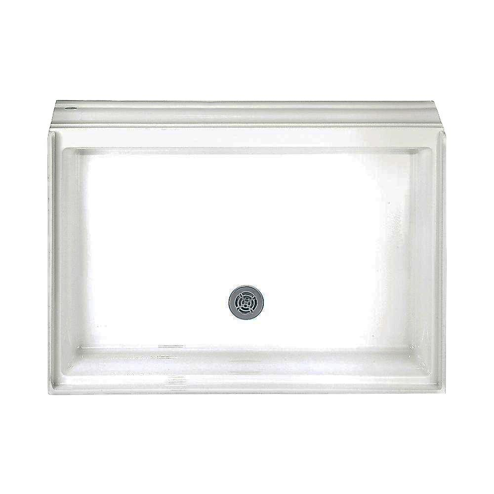 American Standard Town Square 34 in. x 48 in. Single Threshold Shower Base in White