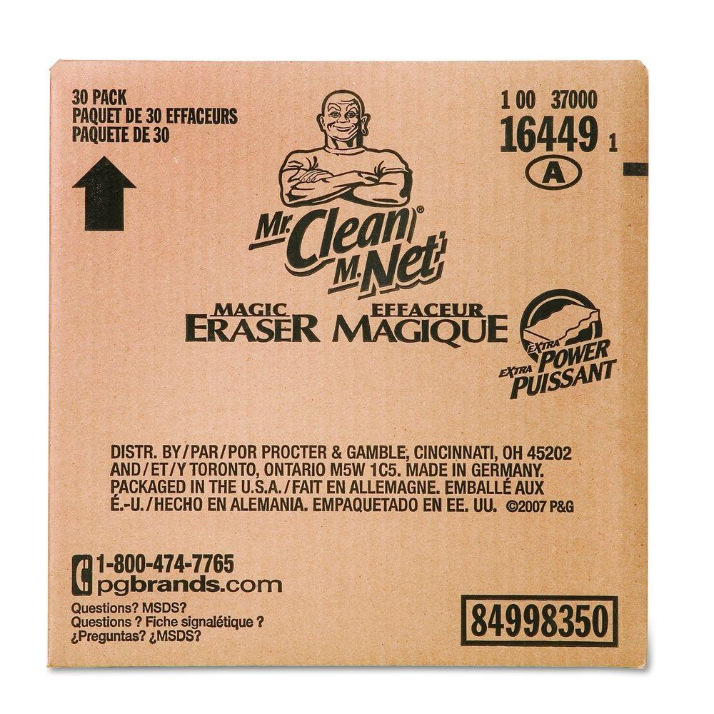 Mr. Clean Magic Eraser Extra Power Sponges (Case of 30)