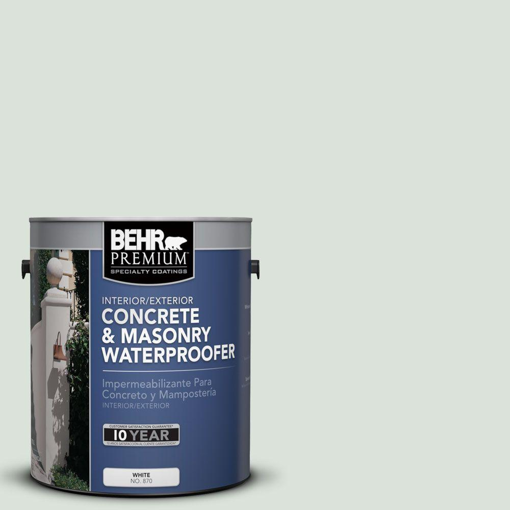 BEHR Premium 1-gal. #BW-16 Light Cypress Concrete and Masonry Waterproofer