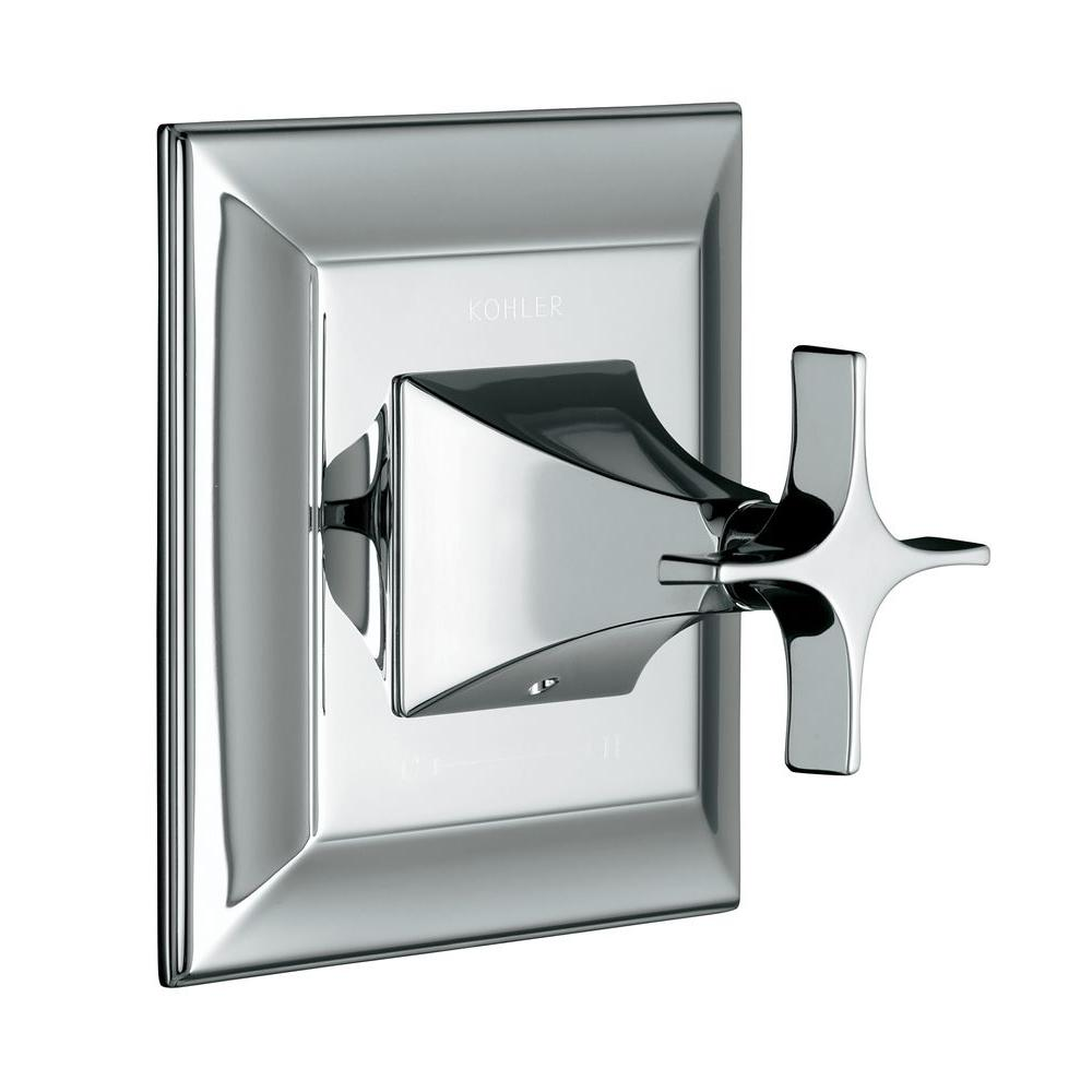 Memoirs 1-Handle Thermostatic Valve Trim Kit in Polished Chrome (Valve Not