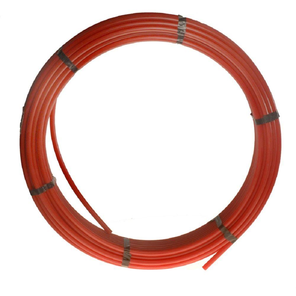 3/8 in. x 100 ft. PEX Tubing in Red
