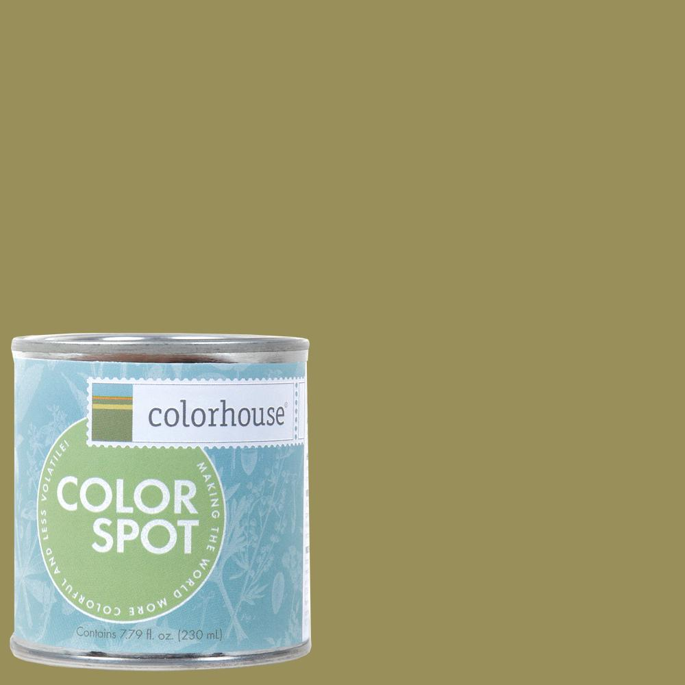 Colorhouse 8 oz. Leaf .05 Colorspot Eggshell Interior Paint Sample