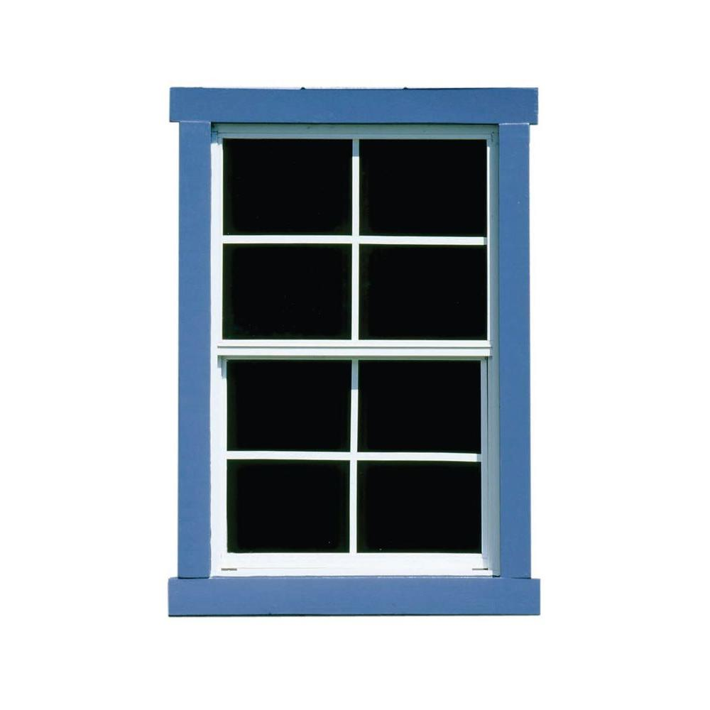 Handy home products small square window 18810 7 the home for Windows products