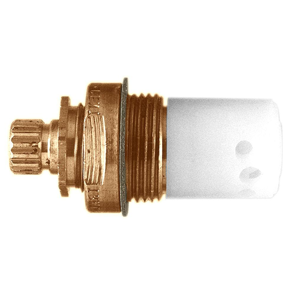 DANCO 3C-6H Stem for Central Brass-17294B - The Home Depot