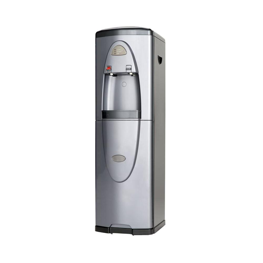 Global Water G3F Hot and Cold Bottleless Water Cooler wit...