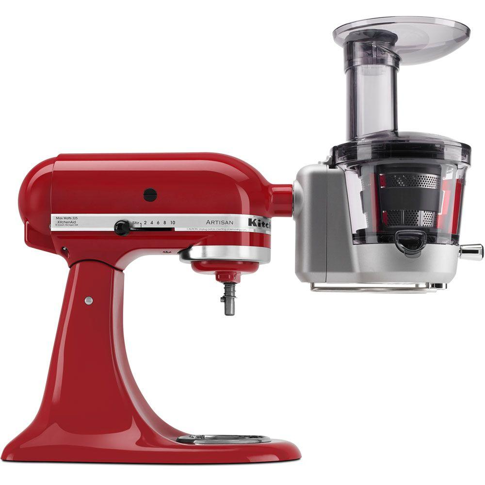 KitchenAid Stand Mixer Juicer and Sauce Attachment-KSM1JA - The ...