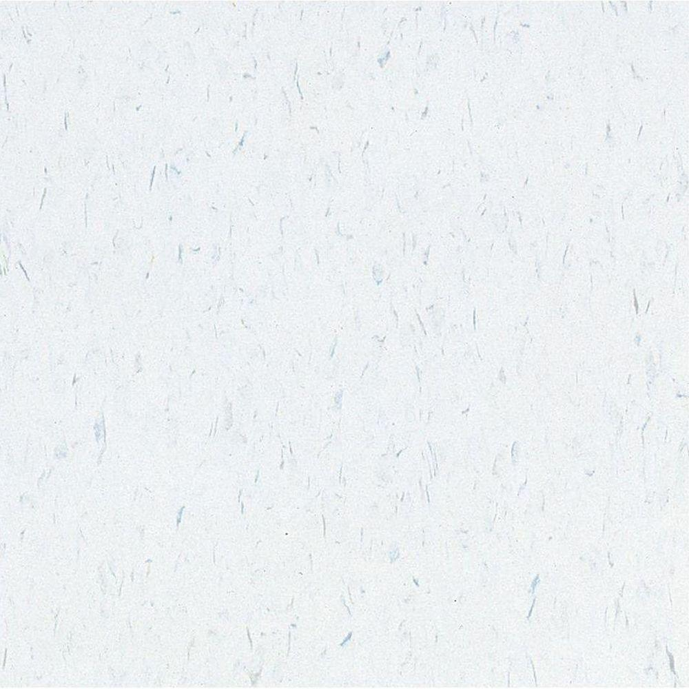 Armstrong Imperial Texture VCT 12 in. x 12 in. Blue Cloud Standard Excelon Vinyl Tile (45 sq. ft. / case)