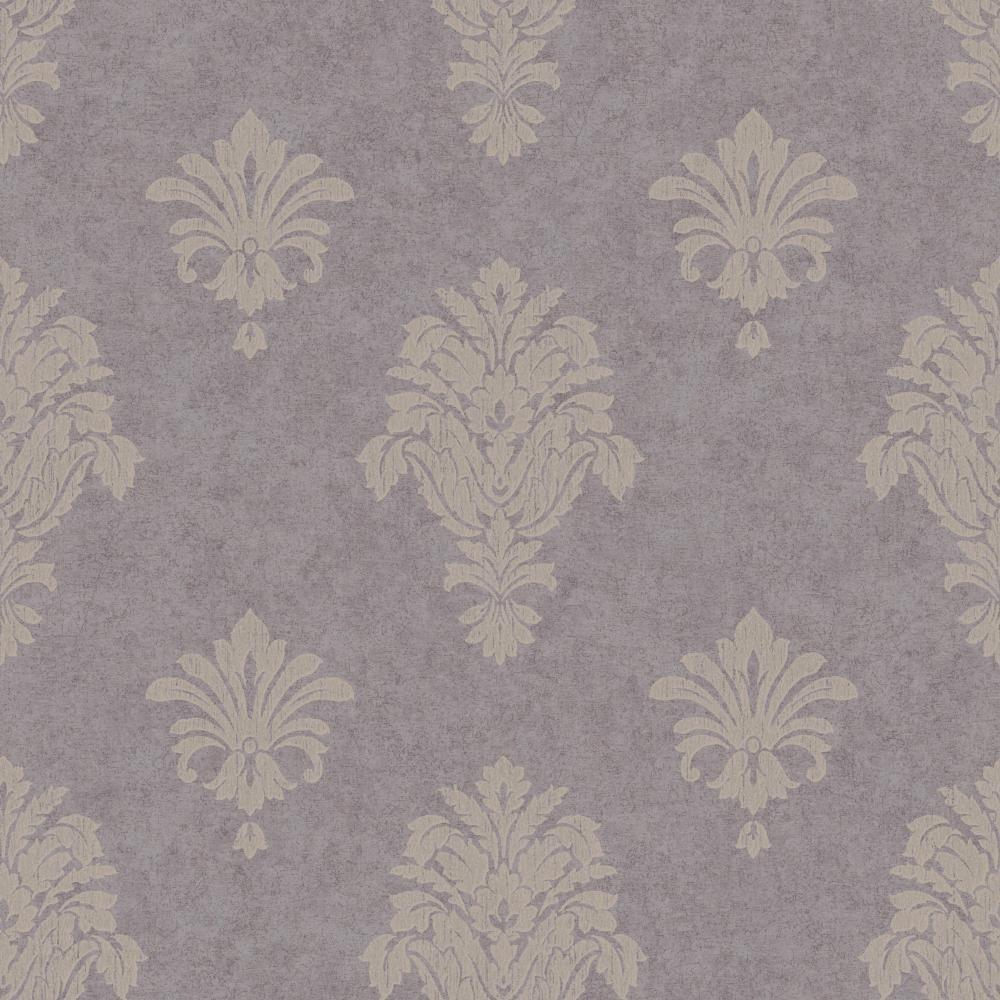 York Wallcoverings 56 sq. ft. Distressed Spot Wallpaper-CR2821 - The Home