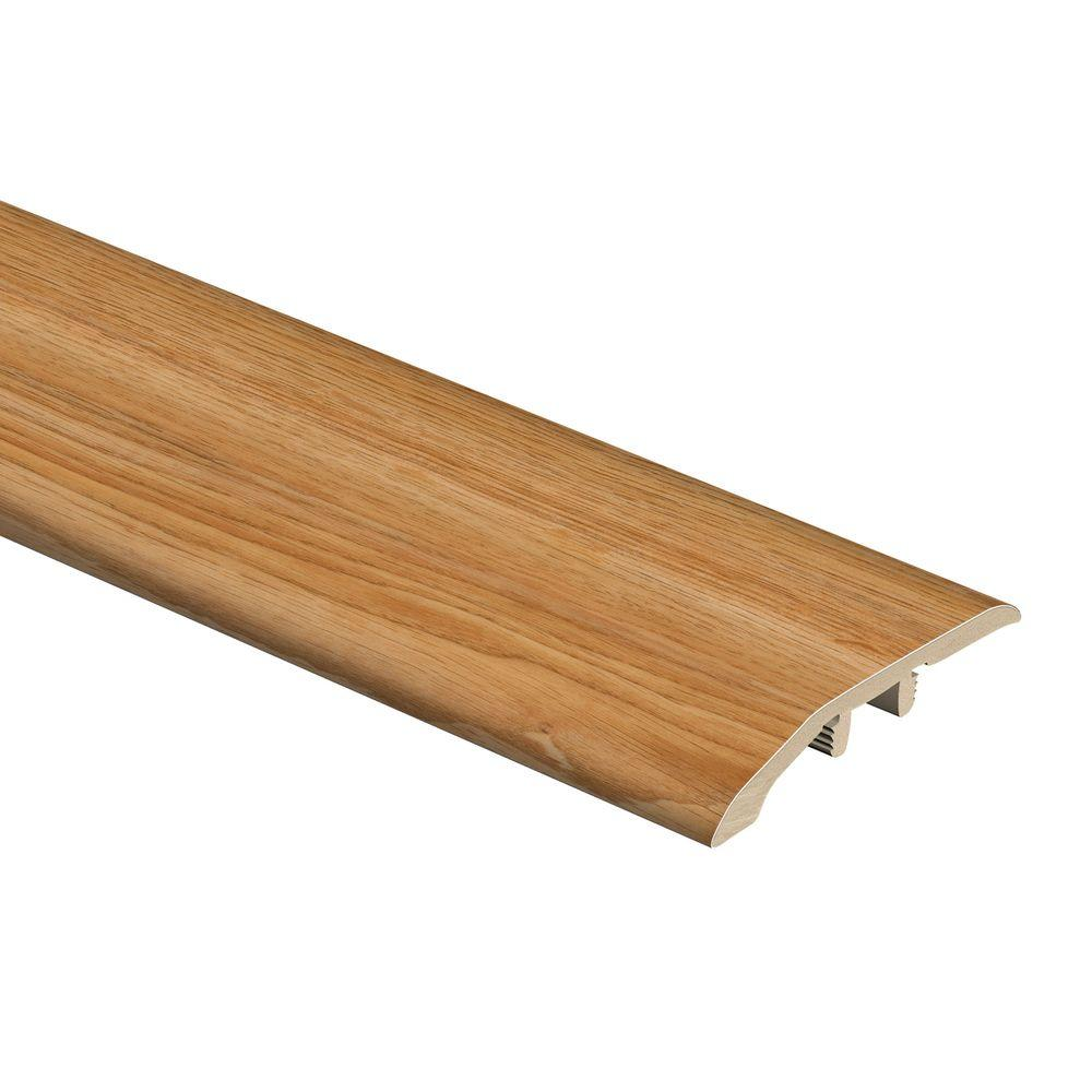 Zamma Chatham Oak 5/16 in. Thick x 1-3/4 in. Wide x 72 in. Length Vinyl Multi Purpose Reducer Molding