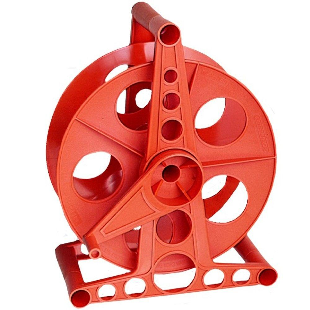 HDX 16/3 150 ft. Cord Storage Reel with Stand