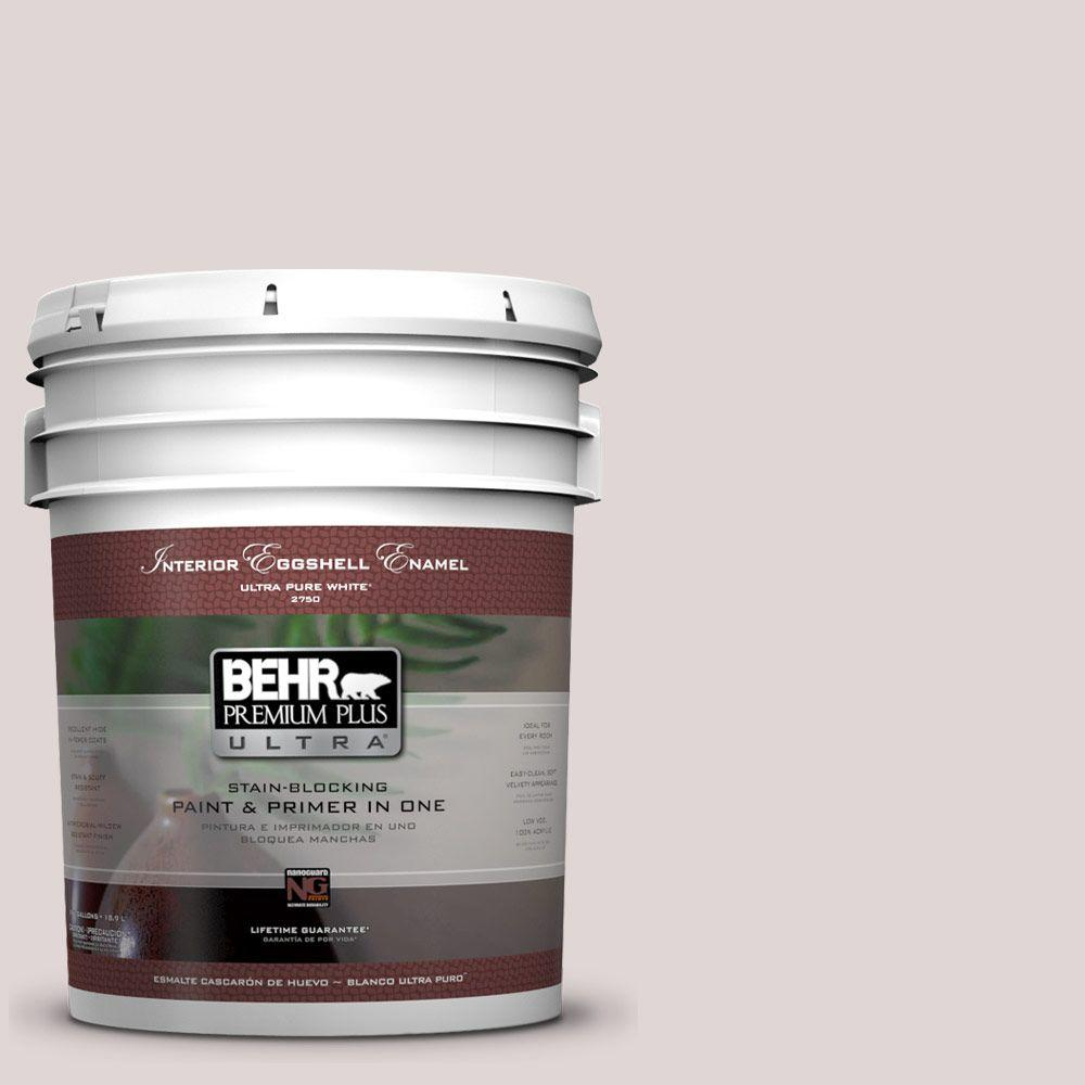 BEHR Premium Plus Ultra 5-gal. #740A-2 Country Breeze Eggshell Enamel Interior