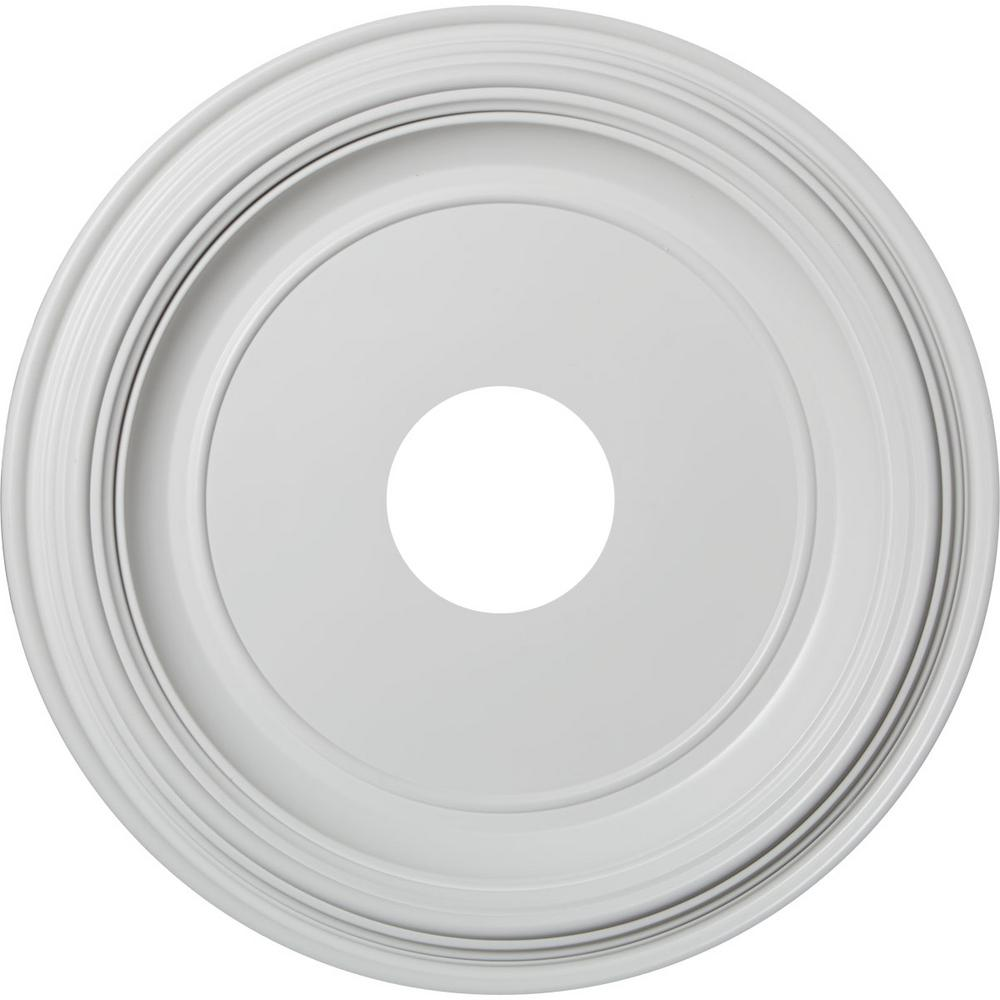 16 in. Traditional PVC Ceiling Medallion