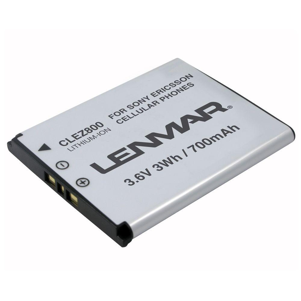 Lenmar Lithium-Ion 700mAh/3.6-Volt Mobile Phone Replacement Battery