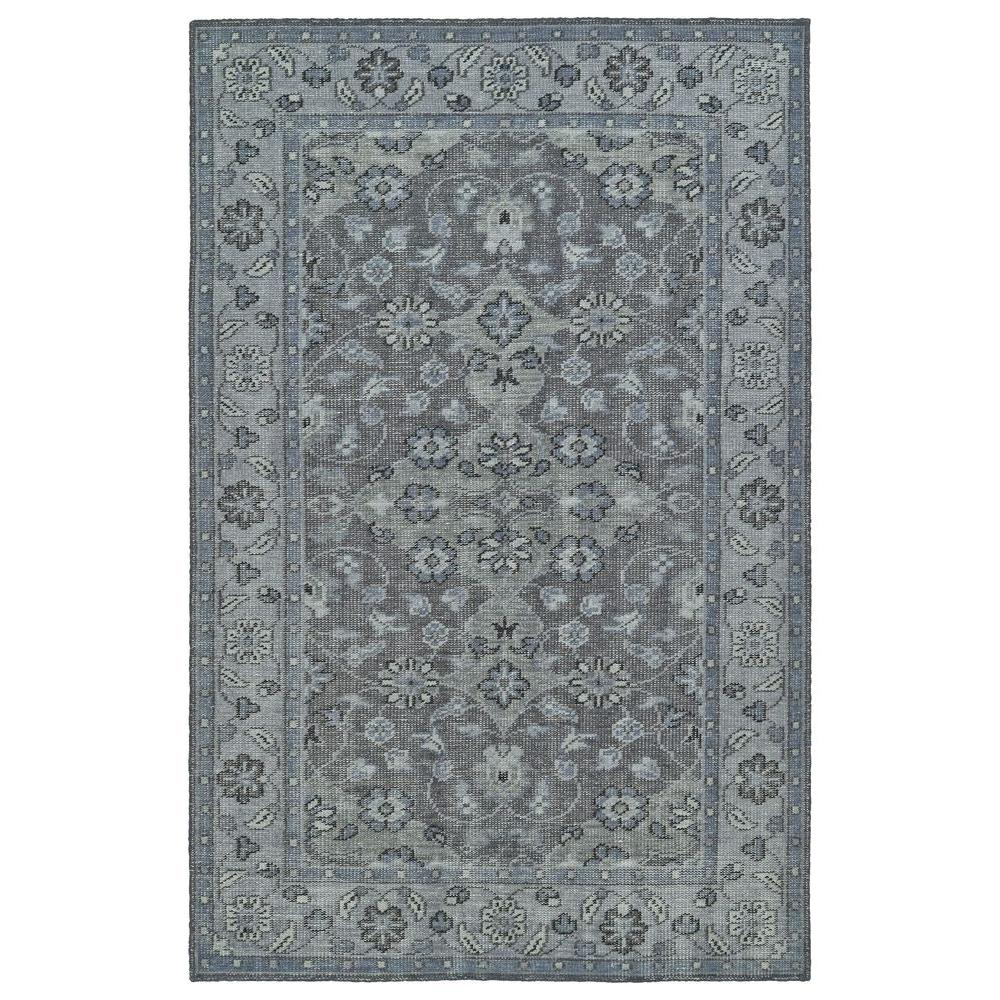 Kaleen Relic Grey 2 ft. x 3 ft. Area Rug-RLC09-75-23 -