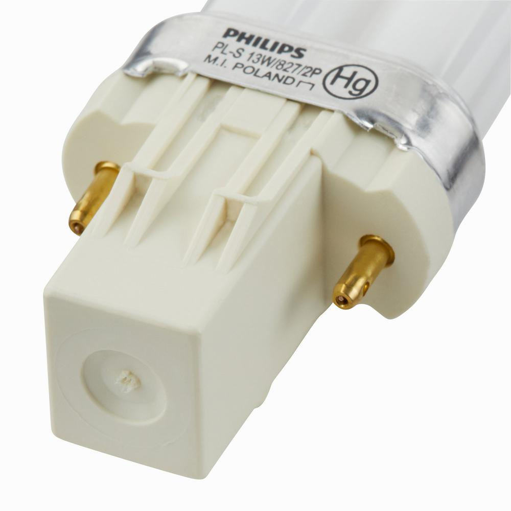 Replacement for Philips Pl-s13w//850//2p//alto Light Bulb This Bulb is Not Manufactured by Philips 2 Pack