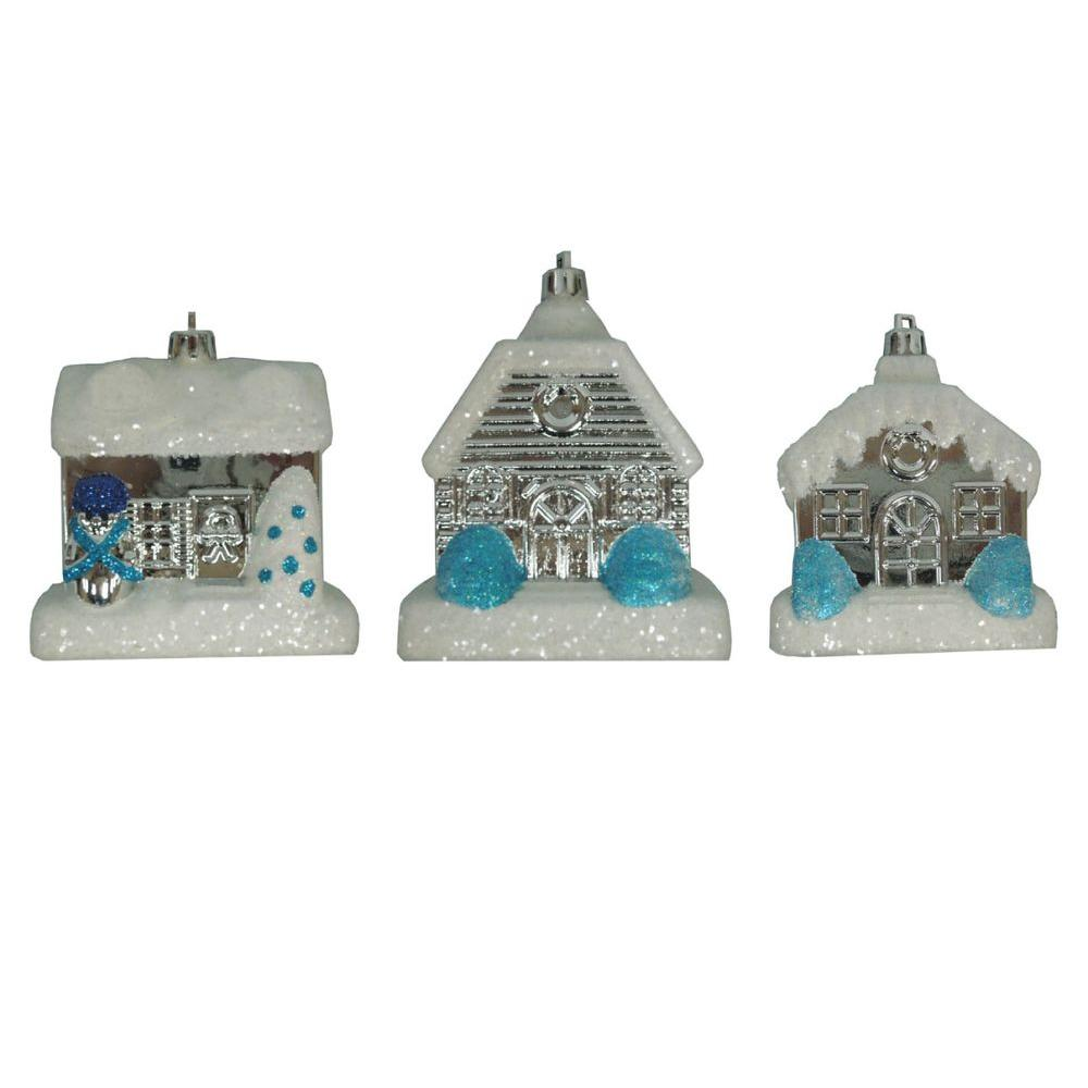 null House Ornament (12-Piece)