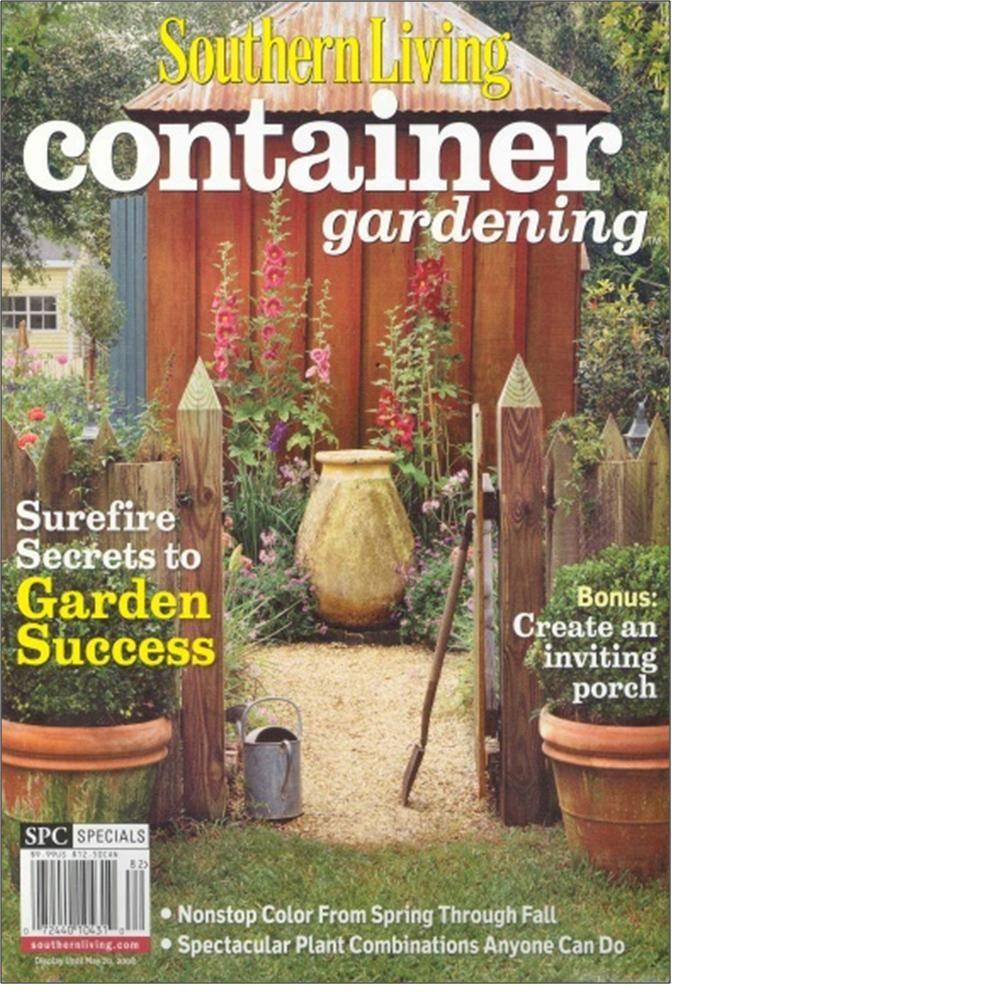 Southern Living Special Magazine