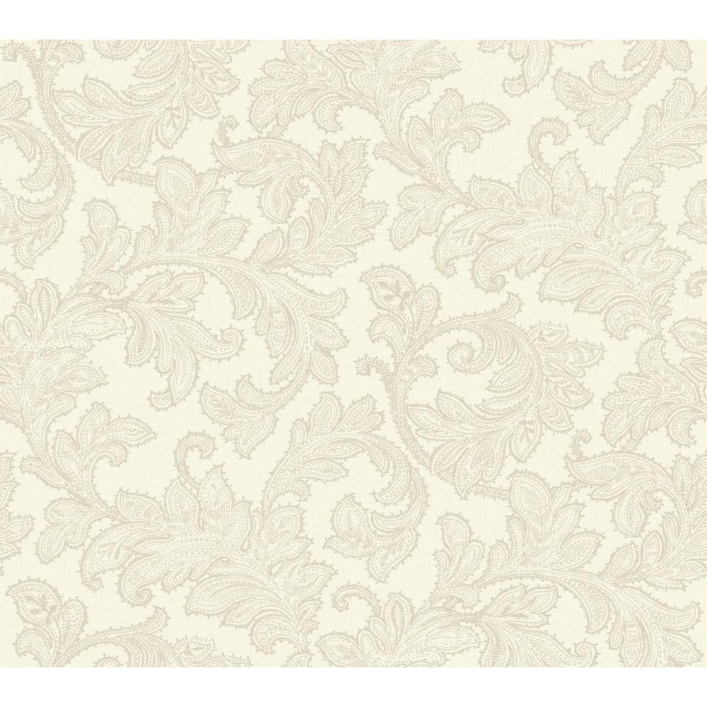 York Wallcoverings 60.75 sq. ft. Waverly Classics Merletto Wallpaper-WA7796 -