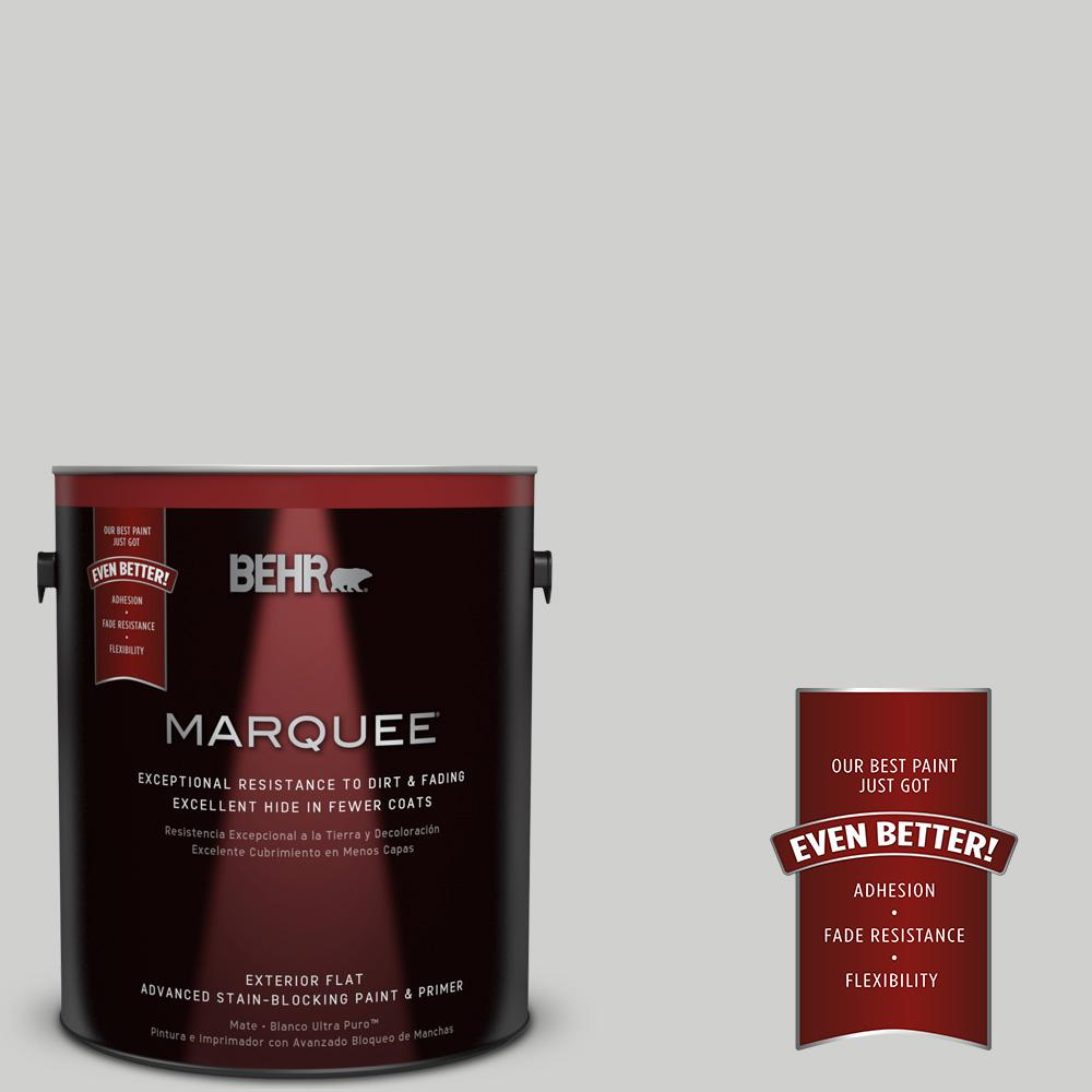BEHR MARQUEE 1 gal. #PPU26-15 Halation Matte Exterior Paint-445001 - The