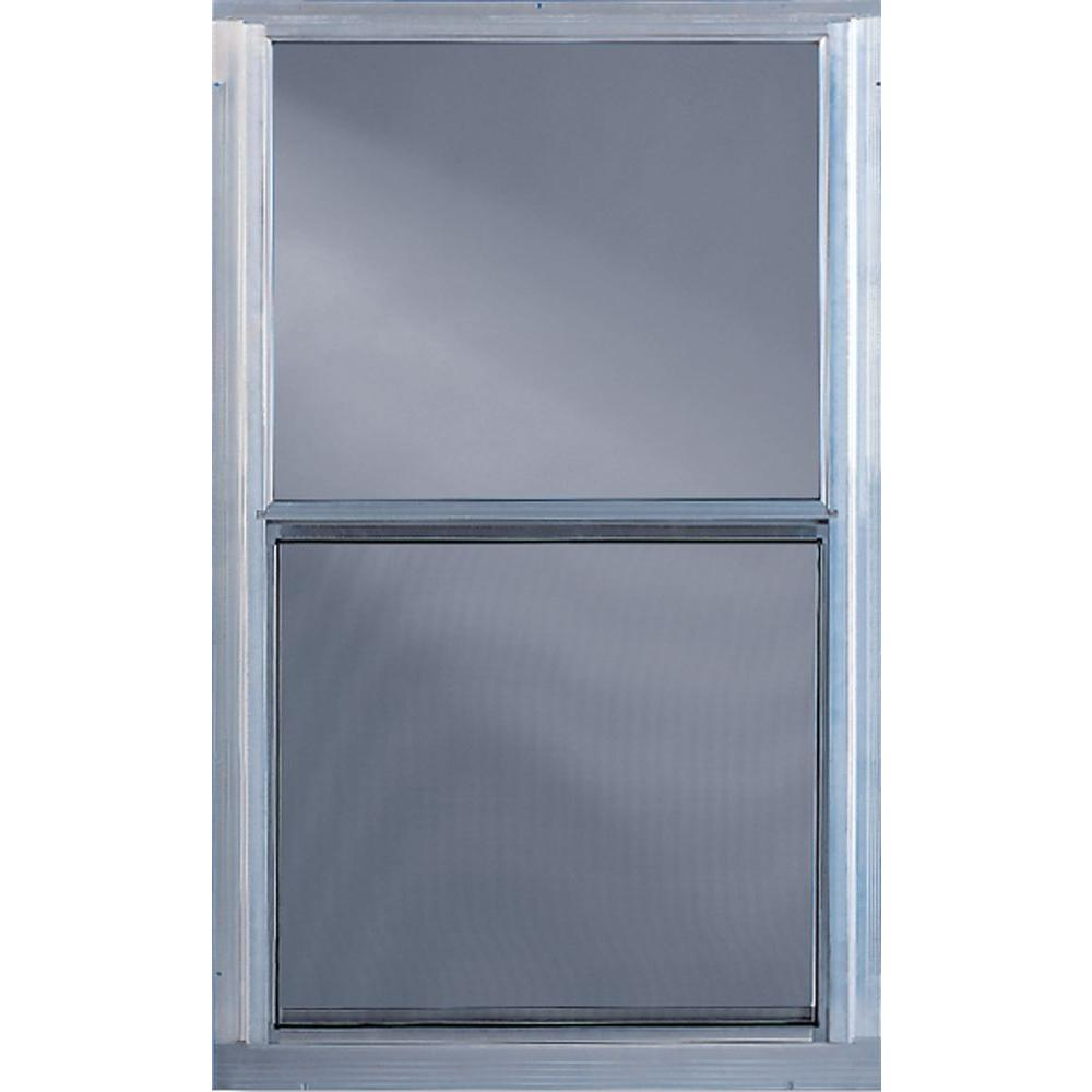 Weatherstar 36 in x 55 in storm aluminum window c3033655 for House windows home depot