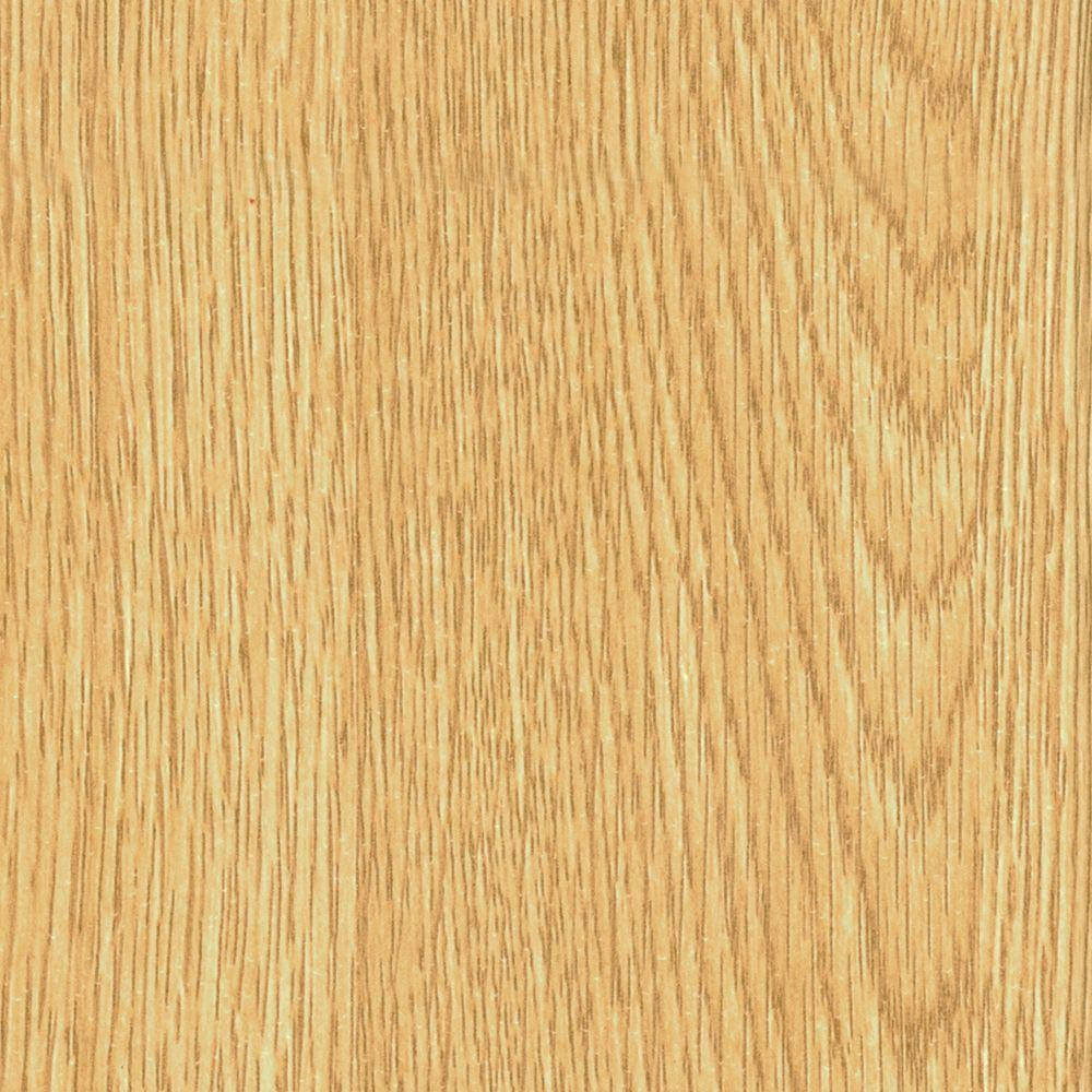 TopTile Mountain Oak Woodgrain Ceiling and Wall Plank - 5 in. x 7.75 in. Take Home Sample