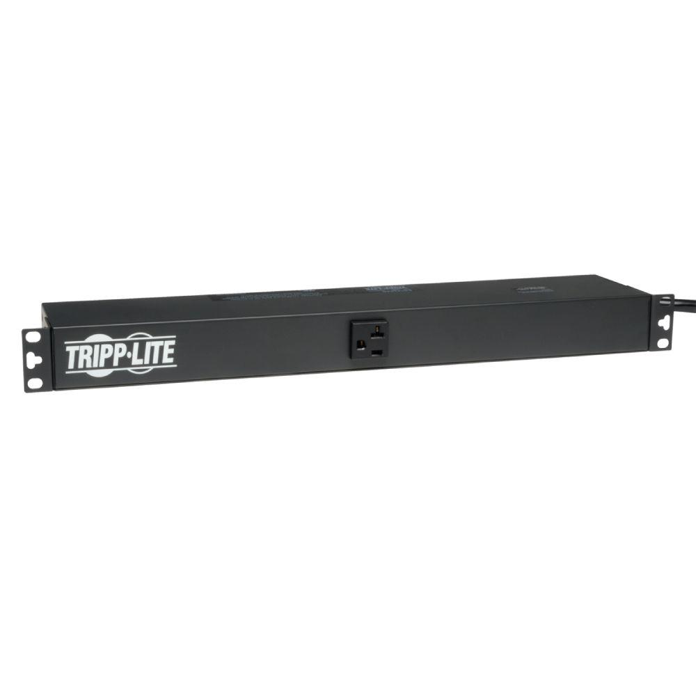 Tripp Lite PDU Basic 120-Volt and 20-Amp 5-15/20R 13 Outlet 5-20P