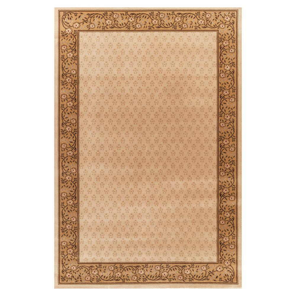 Jewel Harmony Ivory 6 ft. 7 in. x 9 ft. 3