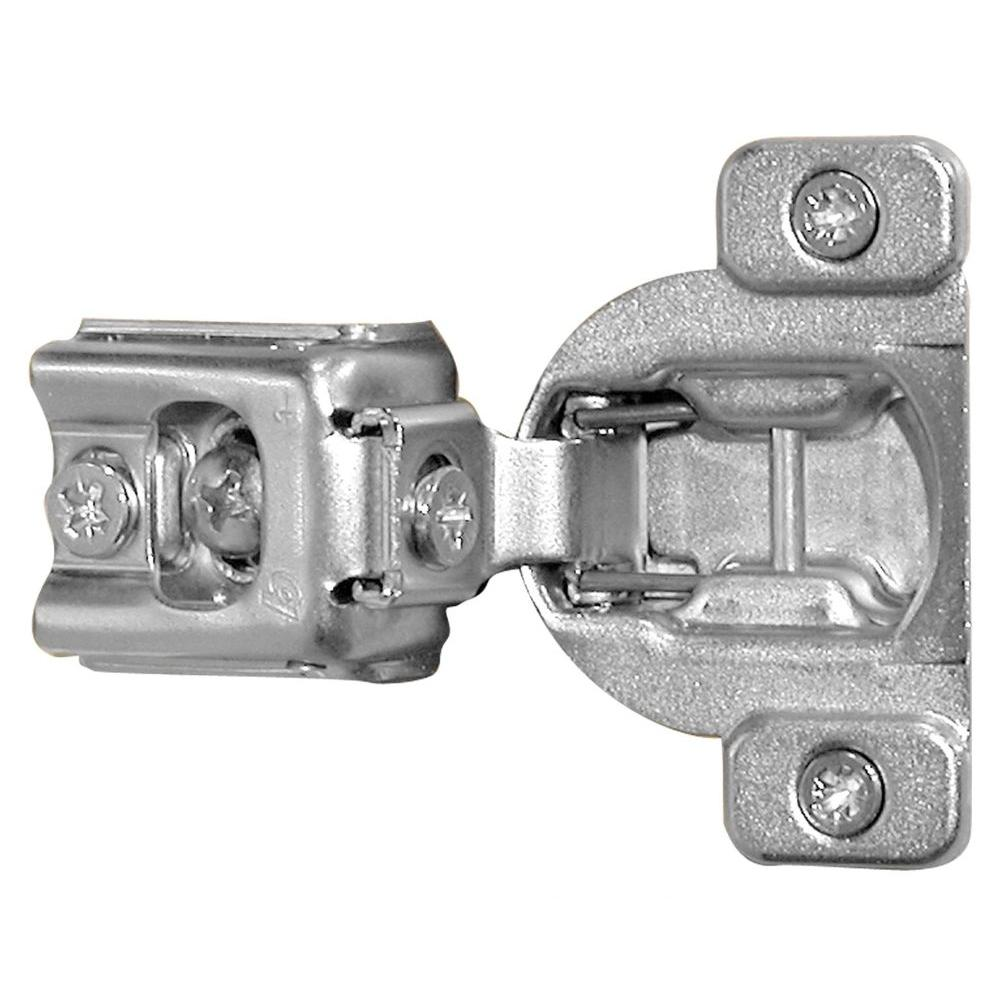 Richelieu Hardware Blum 1-1/4 in. Overlay Frame Cabinet Hinge (2-Pack)