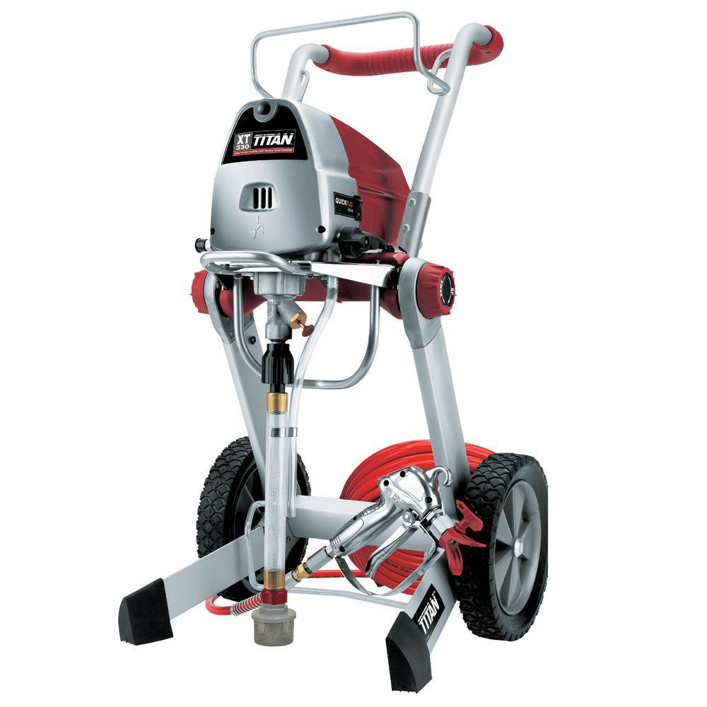 Titan XT330 Paint Sprayer-0516013 - The Home Depot