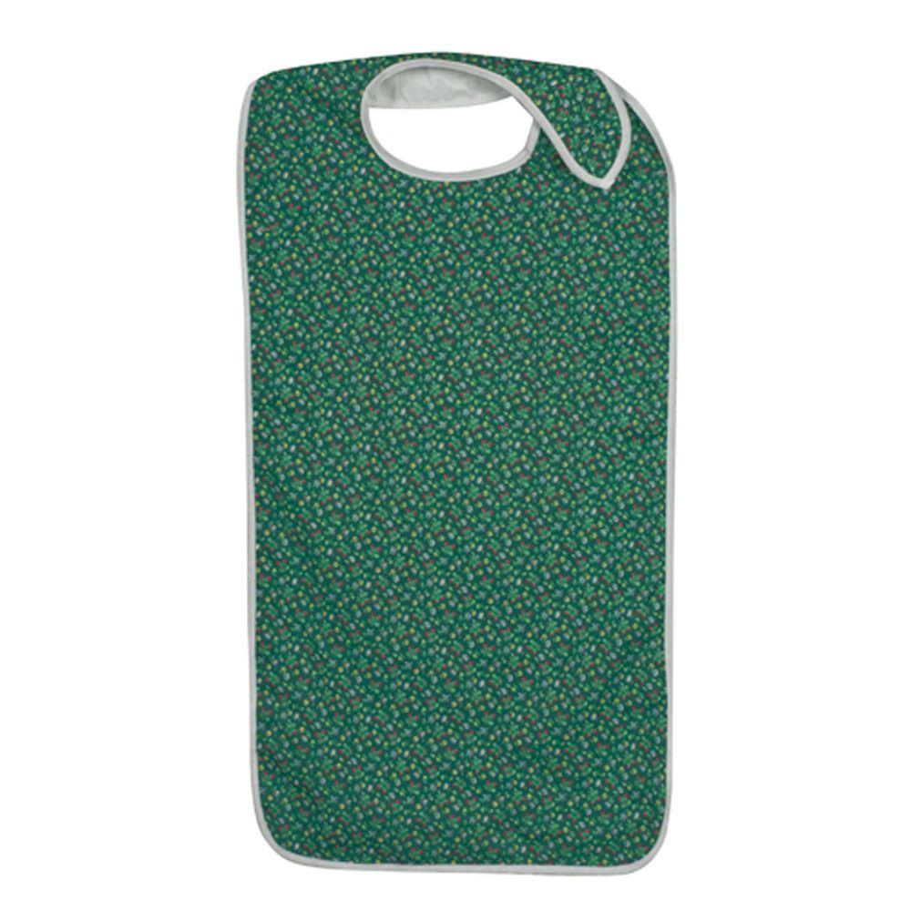 Mealtime Protector in Fancy Green