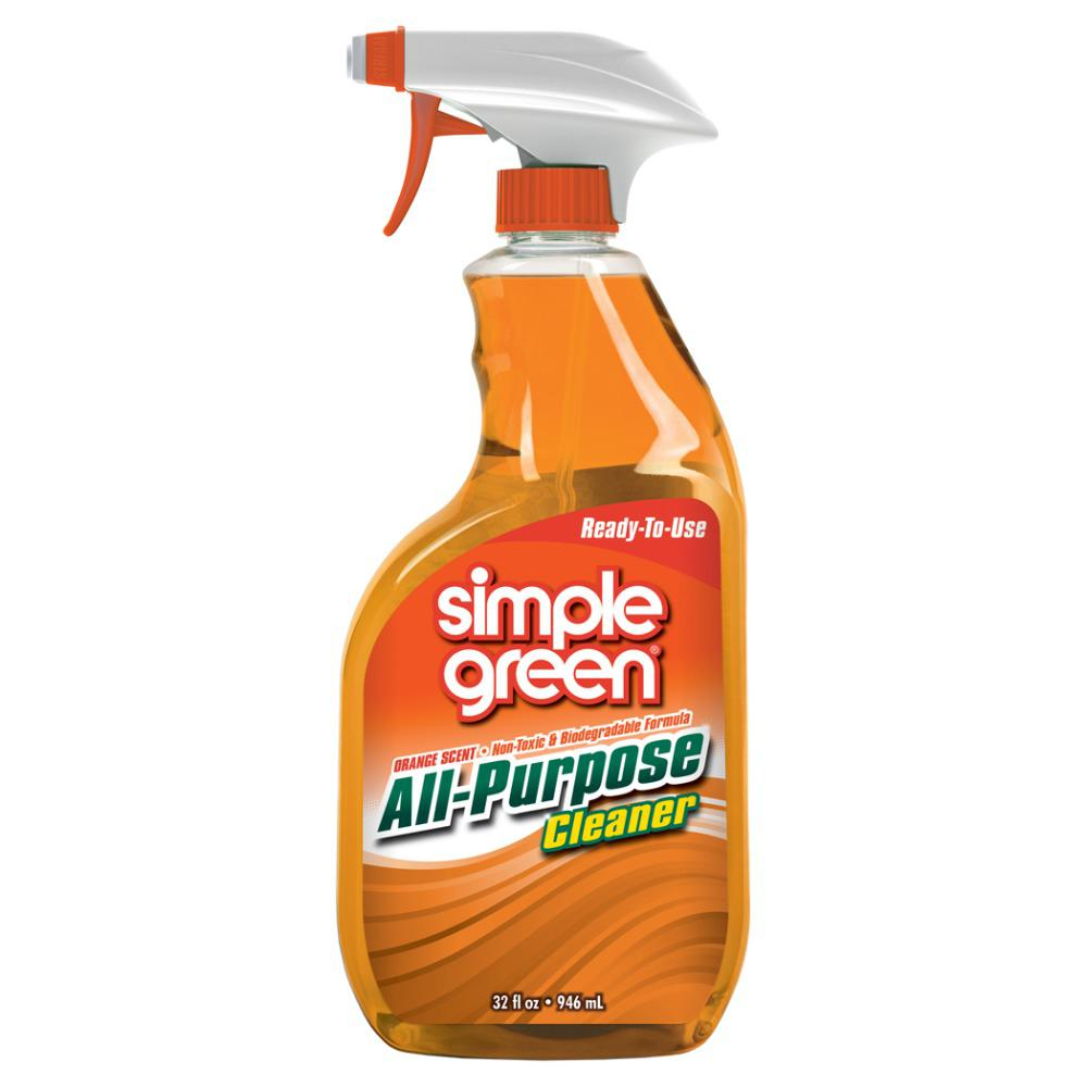 32 oz. Orange Scent Ready-To-Use All-Purpose Cleaner
