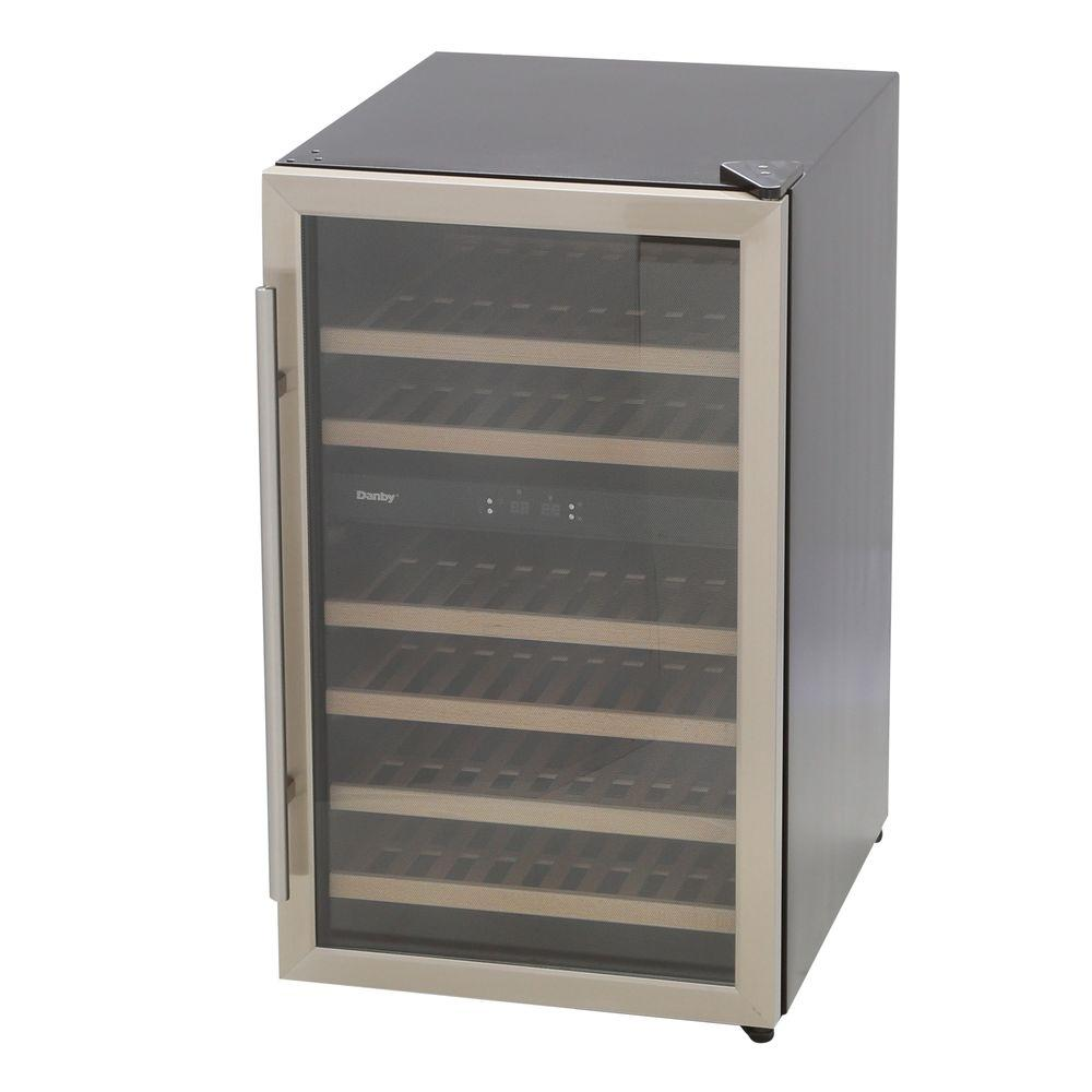 38-Bottle Capacity Dual Zone Wine Cooler