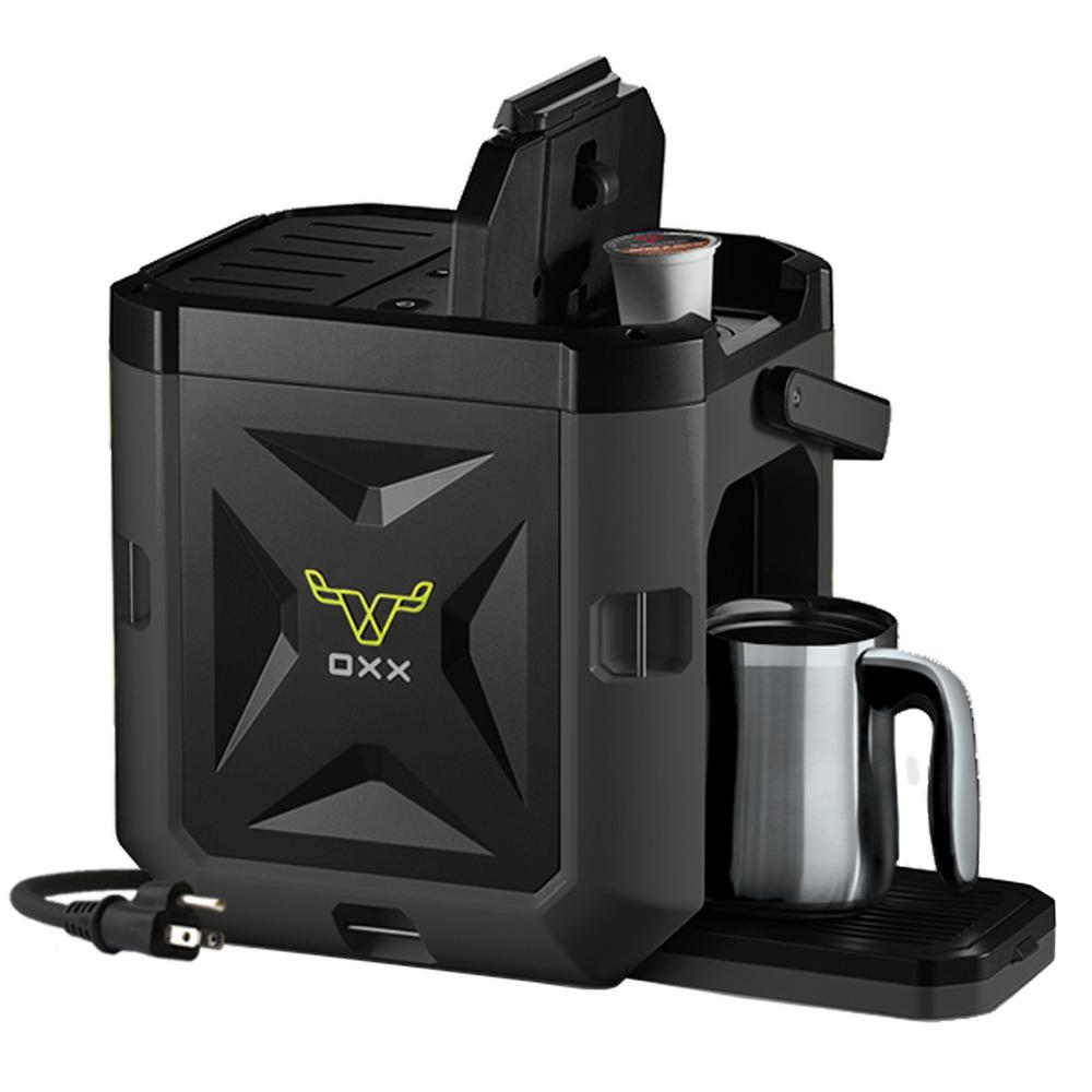 Jobsite Coffee Maker in Black