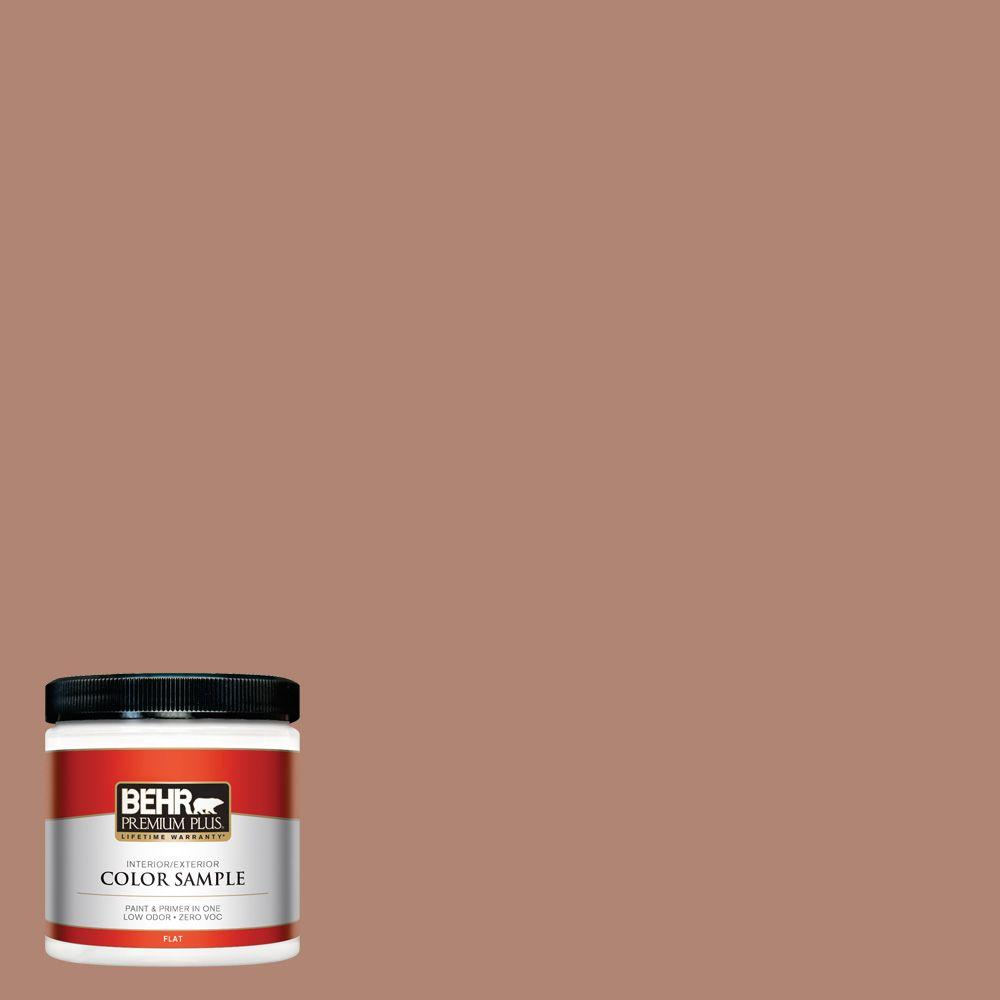 8 oz. #PMD-98 Painted Skies Interior/Exterior Paint Sample