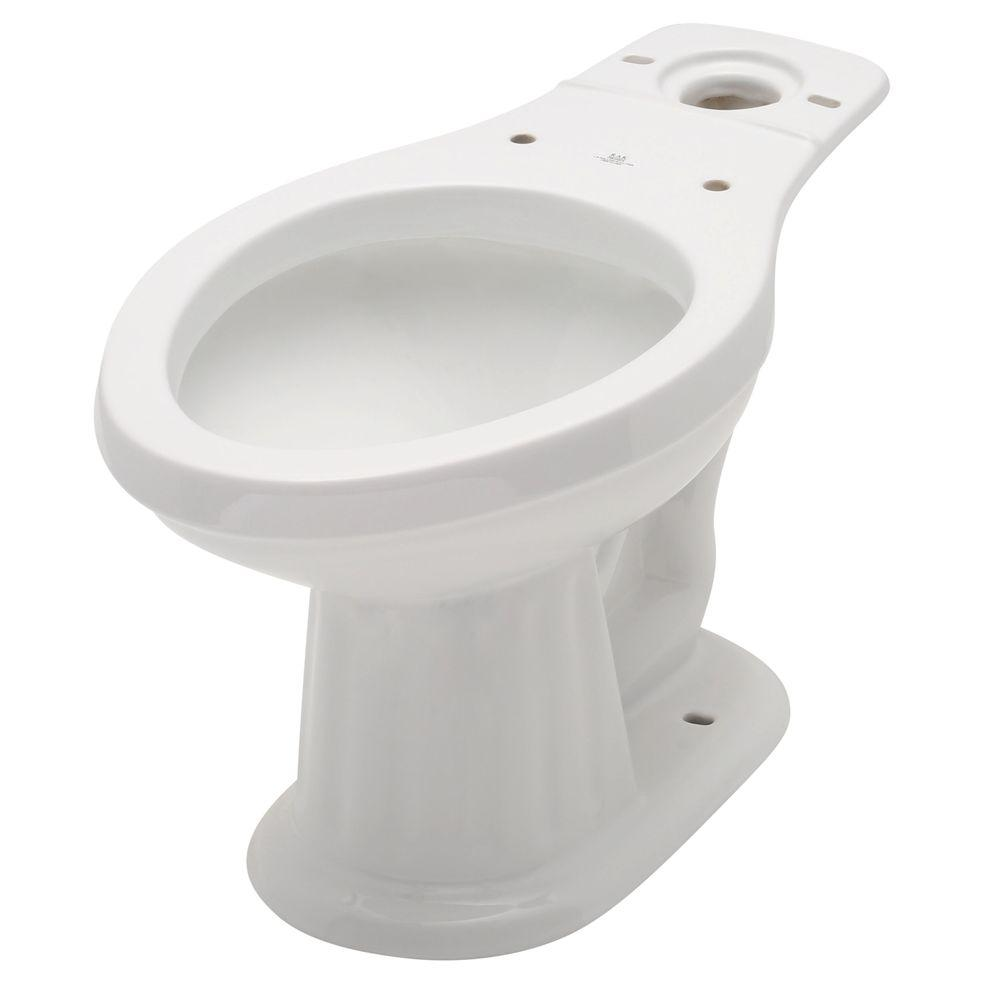 Elizabethan Classics Aberdeen 1.6 GPF Elongated Toilet Bowl Only in White
