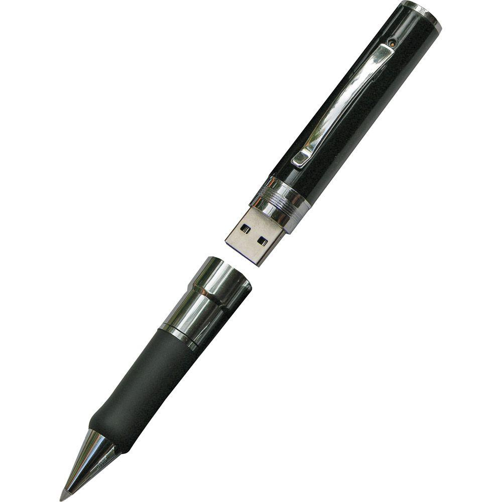 Night Owl Wireless 640 x 480 Indoor Executive Pen Security Surveillance Camera-DISCONTINUED