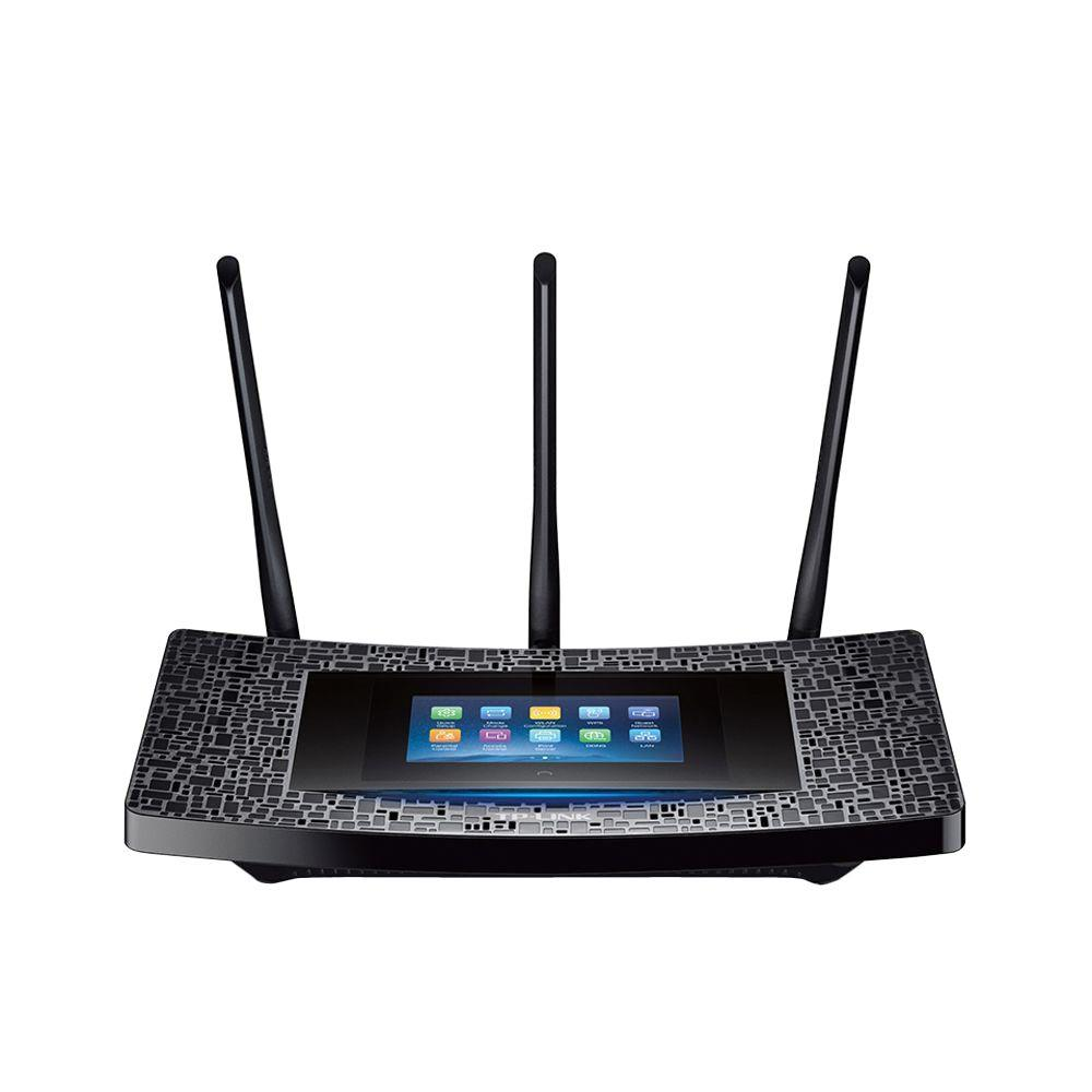 AC1900 Wireless Touch Sceen Dual Band Gigabit Router