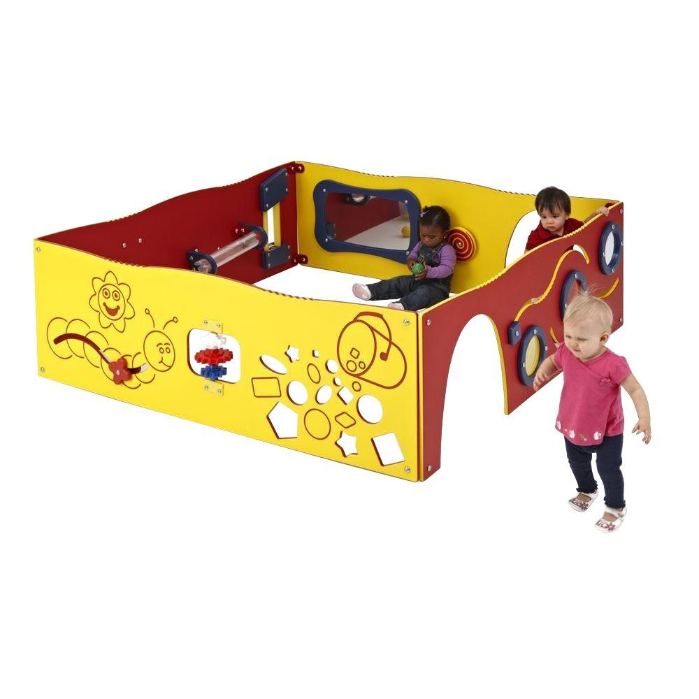Ultra Play Early Childhood Commercial Learn A Lot Playsystem-UP142 - The