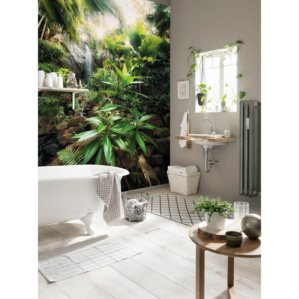 72 in. H x 100 in. W Spirit Wall Mural