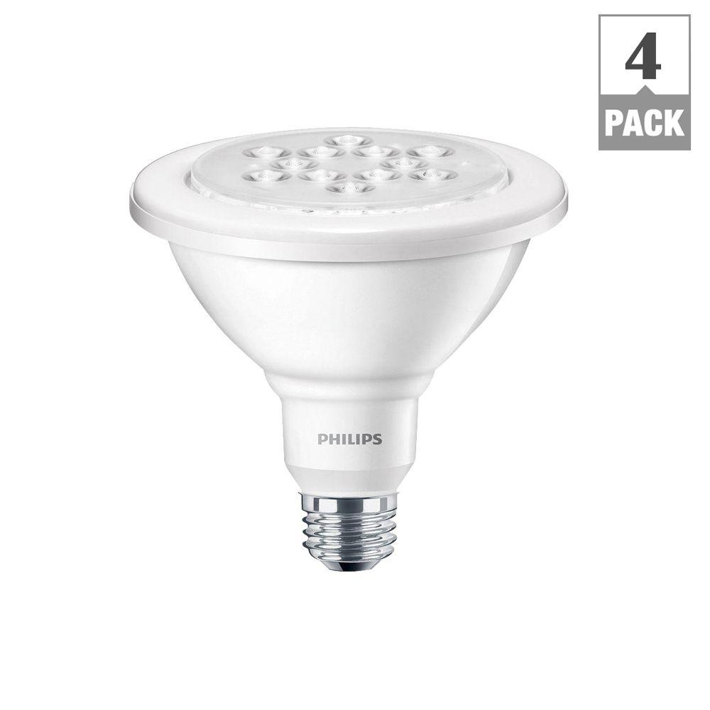 100W Equivalent Daylight (5000K) PAR38 Wet-Rated Outdoor and Security LED Flood