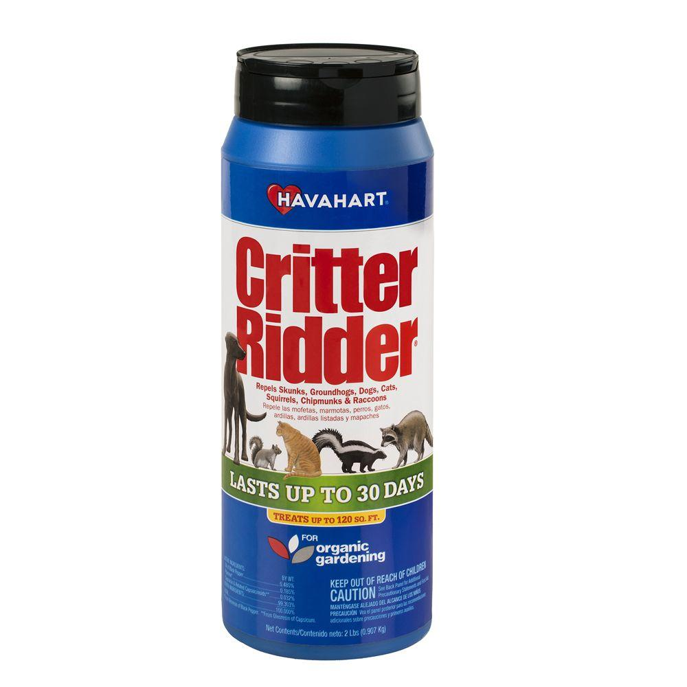 Havahart 2 lb. Critter Ridder Animal Repellent Granules