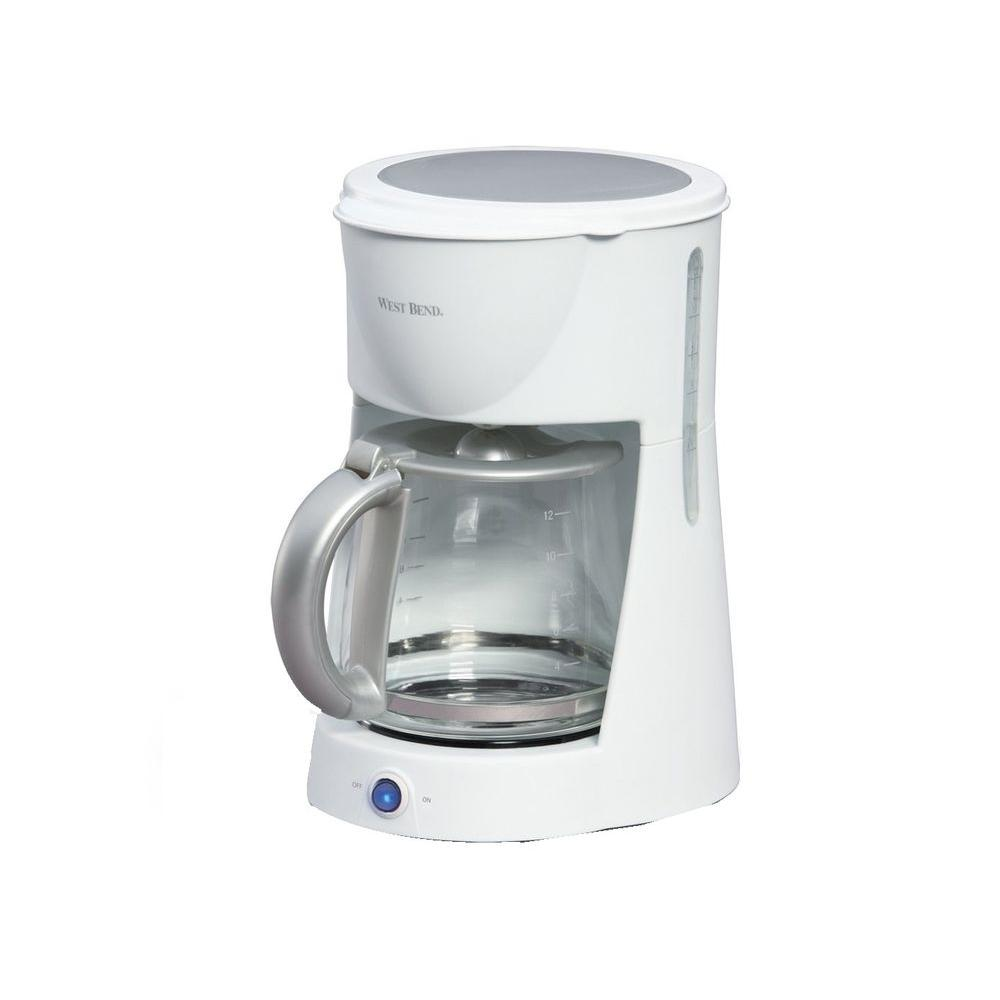 West Bend 12-Cup Coffee Maker-DISCONTINUED